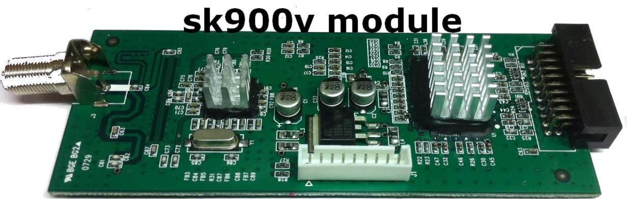 SK900 HD Module